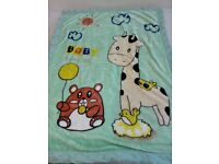 Impero Romano SUPER SOFT Baby Toddler Children Blanket Throw Fleece 100*140CM