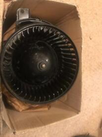 Vauxhall cord 1.2 litre blower fan