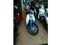 Honda c90 blue great condition