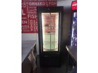 Cake Display Refrigerator Rotating 5 floor lighting fully Functional