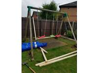 Little Tykes swing set