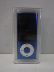 iPod Nano 5th Gen - Blue (Perfect Condition with Original Box) - We Buy and Sell Pre-Owned iPods - 116969 - SR94405