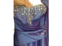Ballgown dress size 8/10