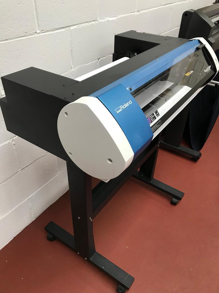 Roland VersaSTUDIO BN-20 Sign Maker - Solvent Printer Cutter | in Bishops  Stortford, Hertfordshire | Gumtree