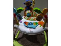 *Reduced* Fisher-Price Rainforest Jumperoo
