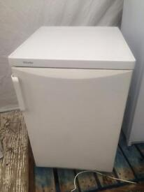 White Miele undercounter refrigerators good condition with guarantee