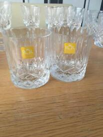 Glass collection royal doulton