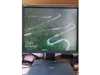 "NEC 19"" eco friendly desktop monitor"