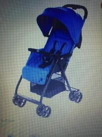 Chicco Ohlala Stroller Power Blue RRP £100