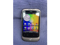 HTC WILDFIRE ANDROID MOBILE PHONE