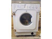 Washing machine Indesit IWME 12 built in
