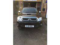 TOYOTA HILUX INVINCIBLE, 1 OWNER FROM NEW, GOOD CONDITION