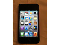 SOLD - Ipod touch 4th gen 8gb