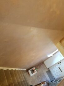 Plasterer, Painter, General handyman
