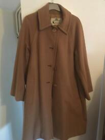 Vintage Aquascutum Ladies Coat 12