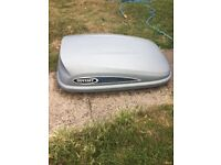 Karrite Odyssey Roof Box with Roof bars