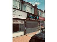 SHOP TO LET X1 shopavailable - Prime Location - 500sqft - clean ready for busienss