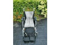 Karma S Ergo 115 lightweight Self-propelled Wheelchair