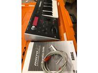 KORG MicroX Synthesizer - Rare