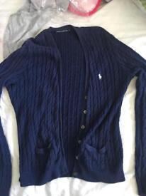 Genuine Ralph Lauren cardigan size XL