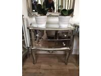 Argente Mirrored Furniture (New) just ask for prices