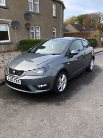 Seat Ibiza FR - Reg SD15 KCU (personal reg will be removed)