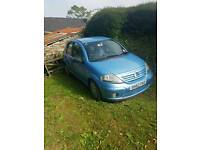 Citreon c3 1.4 petrol