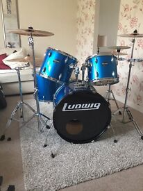 ***Drum kit Ludwig accent combo****