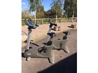 Matrix upright stationary bike commercial/home gym