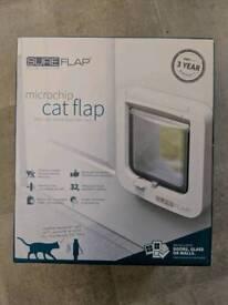 Microchip Catflap