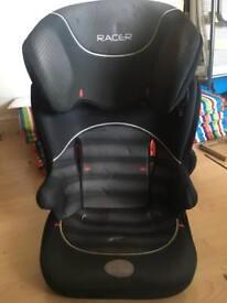 Babystart racer car seat