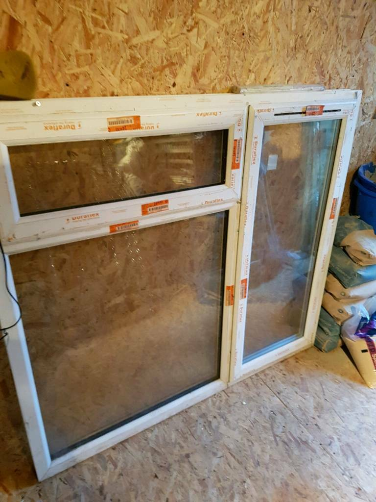 White upvc window for sale