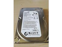 Seagate 500GB Video 3.5 HDD Slim HardDrive ST3500312CS