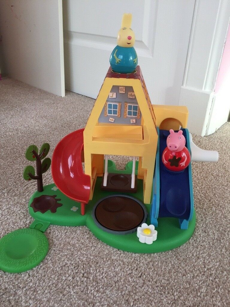 Peppa Pig Weeble Wobble House