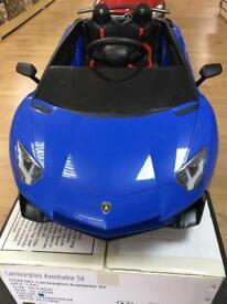 Brand New Lamborghini SVR