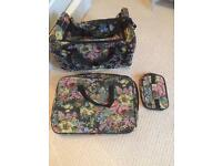 Brand New Flight Bags Set of 3
