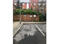 Secure parking space for rent by Piccadilly Station - £125/month
