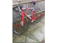 Merida road race bike