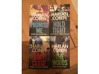Bundle Of Harlan Coben Books 📖