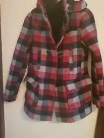 coat size 12