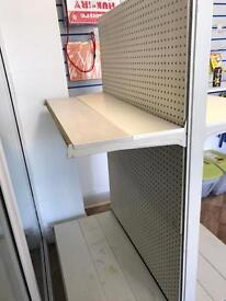 Retail display, Stock stand