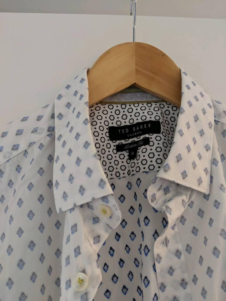 465a1339d Ted Baker Mens Shirt Formal