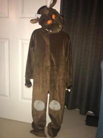Gruffalo dress up costume aged 3-5 years