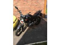 [spares or repair] Yamaha YBR 125cc 2013 (13)