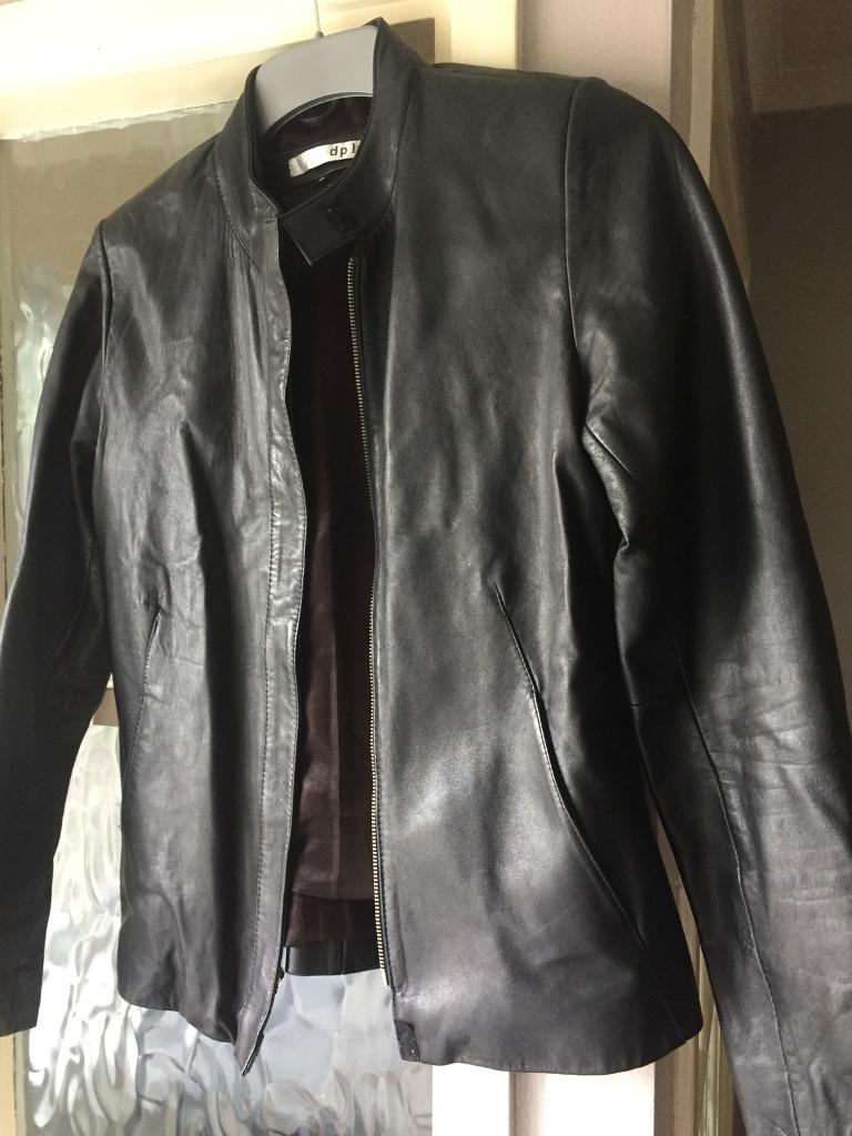 Ladies Real Leather Jacket by dpl