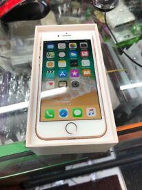 Bran new IPhone 8 Plus 64gb unlocked with receipt