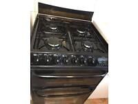 Cannon dual fuel cooker in excellent condition