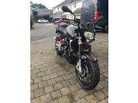 Aprillia Shiver 750 ABS in black