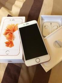 Iphone 6s 64gb on O2
