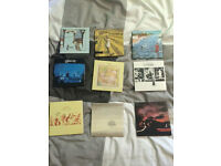Genesis Japanese mini LP CDs